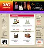 webdesign : handbag, purse, store