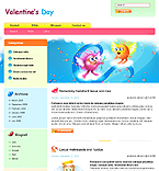 webdesign : romantic, sweet, trust