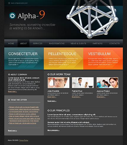 webdesign : Big, Screenshot 22688