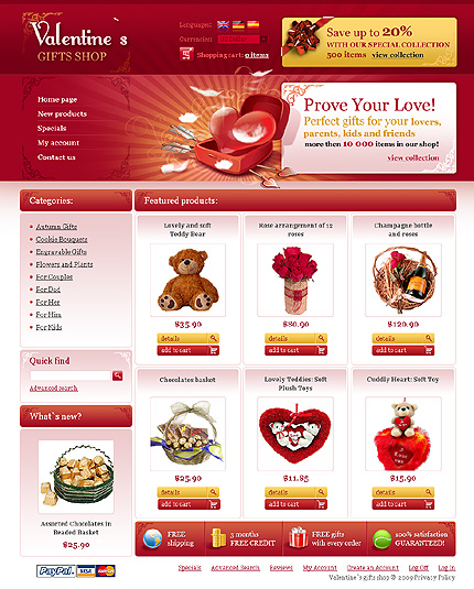 webdesign : Big, Screenshot 22695