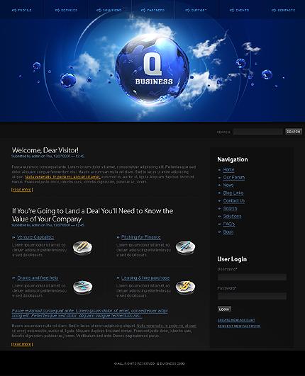 webdesign : Big, Screenshot 22959