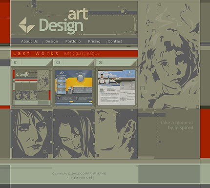 webdesign : Big, Screenshot 2331