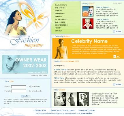 webdesign : Big, Screenshot 2379