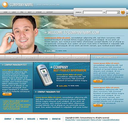 webdesign : Big, Screenshot 2384