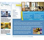 webdesign : modern, reception, reservation