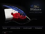 webdesign : love, present, site