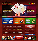 webdesign : fortune, roulette, participant