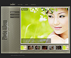 webdesign : portfolio, artists, creative