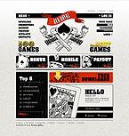 webdesign : casino, success, roulette