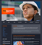 webdesign : constructions, houses, team