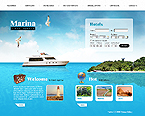 webdesign : beach, apartment, vacation