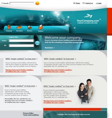 webdesign : Big, Screenshot 2412