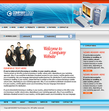 webdesign : Big, Screenshot 2413