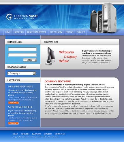 webdesign : Big, Screenshot 2433