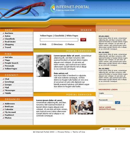 webdesign : Big, Screenshot 2437