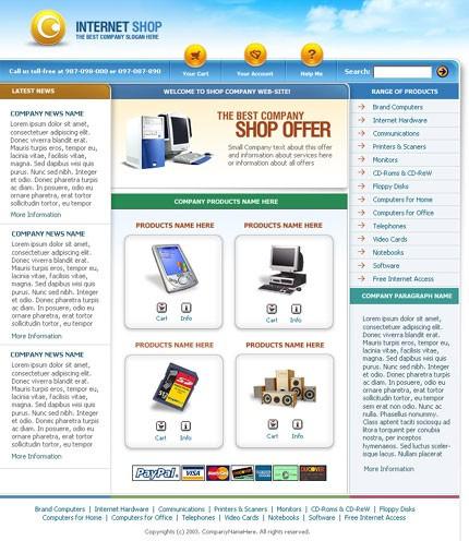 webdesign : Big, Screenshot 2467