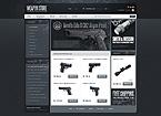 webdesign : shop, gun, Firearms