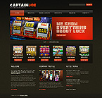 webdesign : captain, rules, support