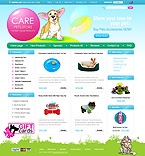webdesign : care, accommodation, apparel