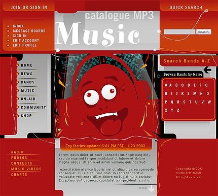 webdesign : Big, Screenshot 2561