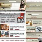 webdesign : furniture, profile, lamp