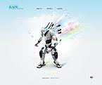 webdesign : zoe, gallery, portfolio