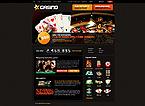 webdesign : tournament, dice, payout