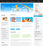 webdesign : charity, department, project