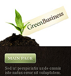 webdesign : green, dynamic, success