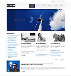 webdesign : commercial, electrics, SWiSH