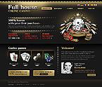 webdesign : poker, slots, clients
