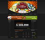 webdesign : cards, winning, jackpot