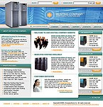 webdesign : server, client, technology