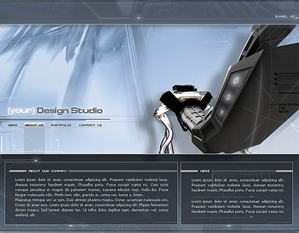 webdesign : Big, Screenshot 2604