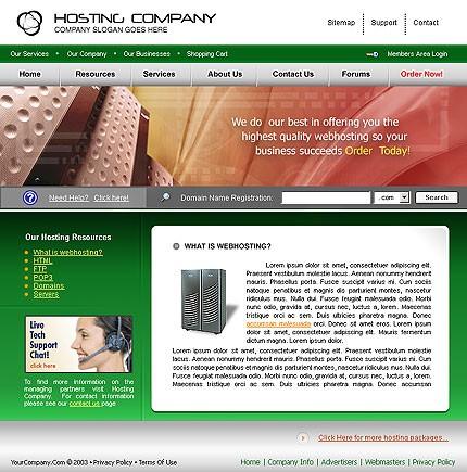 webdesign : Big, Screenshot 2619