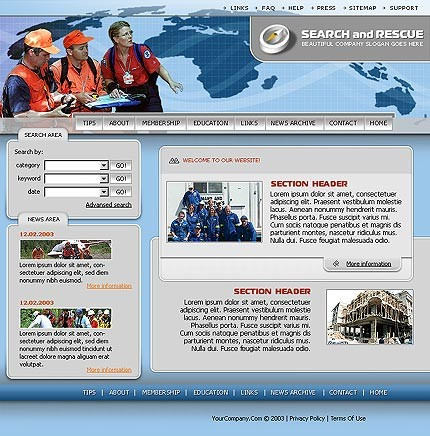webdesign : Big, Screenshot 2646