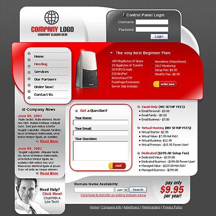 webdesign : Big, Screenshot 2653