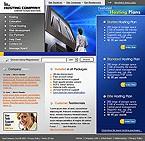 webdesign : hosting, plan, workteam