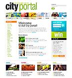 webdesign : portal, guide, categories