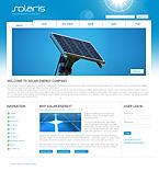 webdesign : energy, sun, heat
