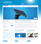 webdesign : energy, ecological, clean