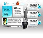 webdesign : company, domains, processor