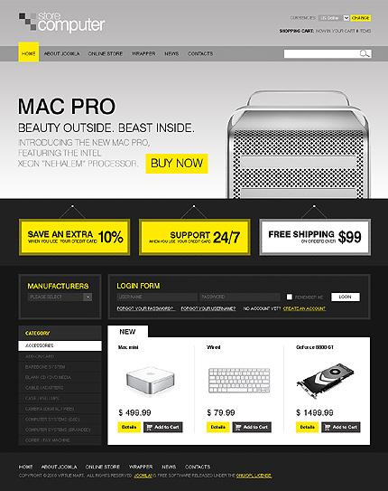 webdesign : Big, Screenshot 27329