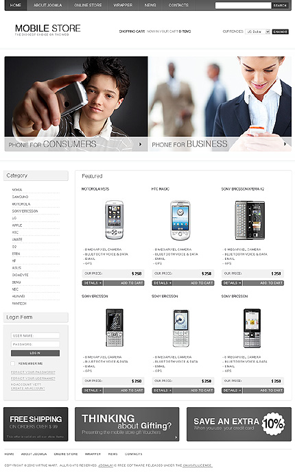 webdesign : Big, Screenshot 27539