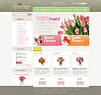 webdesign : orchid, services, rose