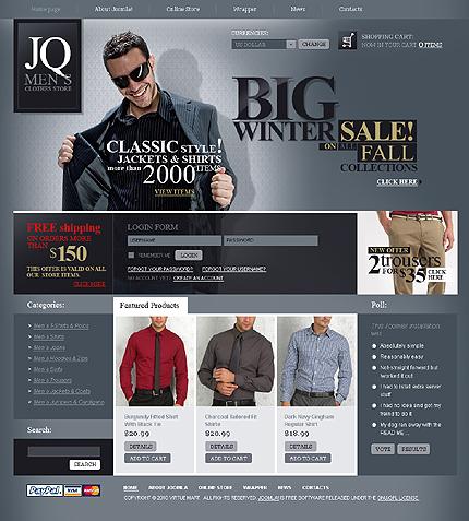 webdesign : Big, Screenshot 27806