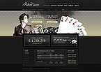 webdesign : luck, roulette, currency