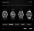 webdesign : watches, Swiss, hands