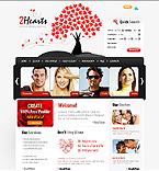 webdesign : family, lover, moon