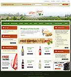 webdesign : rose, glass, alcohol